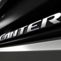 Canter Logo In Grille