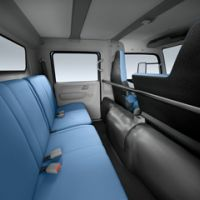 Fuso Canter Fe Cc Rear Seat