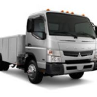 Fuso Canter Low Profile Utility