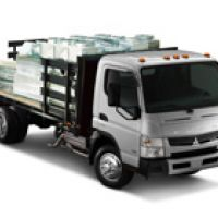 Fuso Canter Stake Body Construction