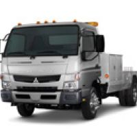 Fuso Canter Vehicle Recovery