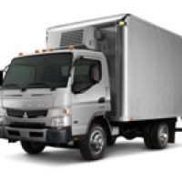 Fuso Canter W Reefer