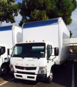 commercial box truck rental