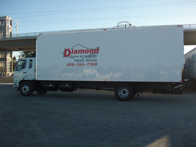 Bobtail Truck + 20ft Van Body with Liftgate