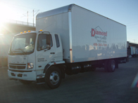 Bobtail Truck + 28ft Van Body with Liftgate