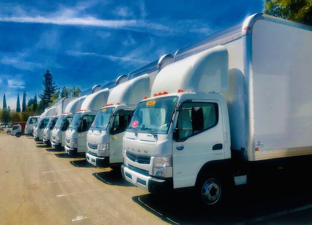commercial truck rental
