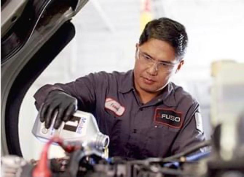 commercial truck maintenance