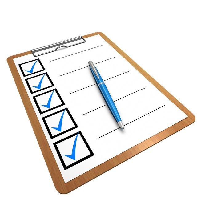 truck service checklist